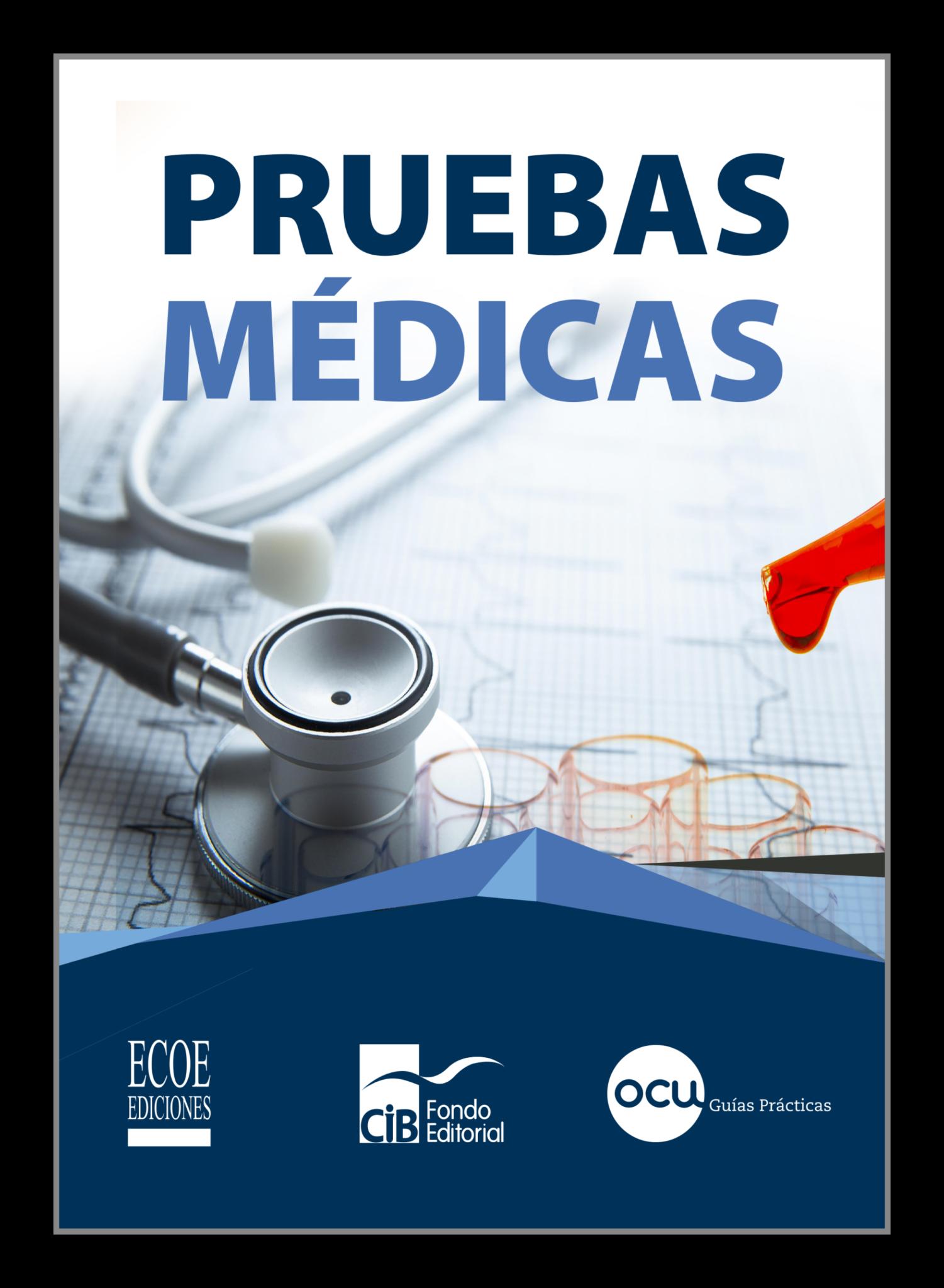 Pruebas Médicas Comprar Libros