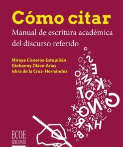 Comprar libros online - manual de escritura academica