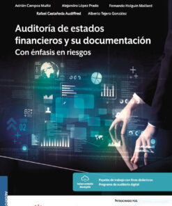 comprar-libro-auditoria-de-estados-financieros-y-su-documentación-con-enfasis-en-riesgos