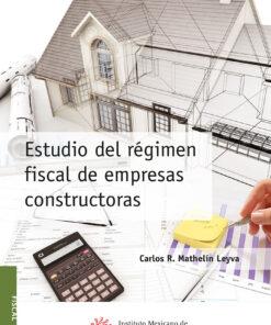 comprar-libro-Estudio-del-regimen-fiscal-de-empresas-constructoras