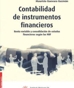 comprar libro contabilidad de instrumentos finacieros
