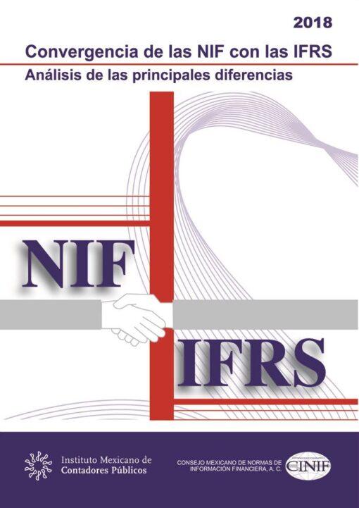 Comprar libros - Convergencia de las NIF con las IFRS