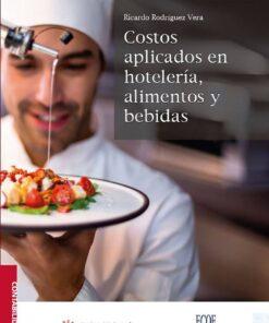 libros - Costos aplicados en hotelería, alimentos y bebidas