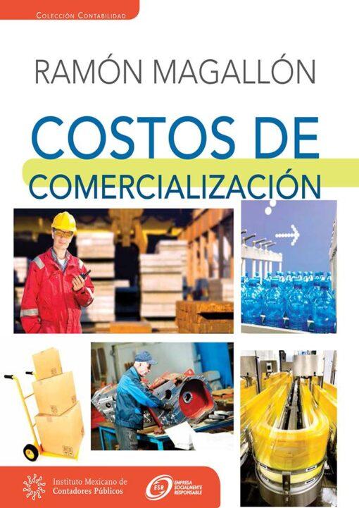libro Costos de comercialización