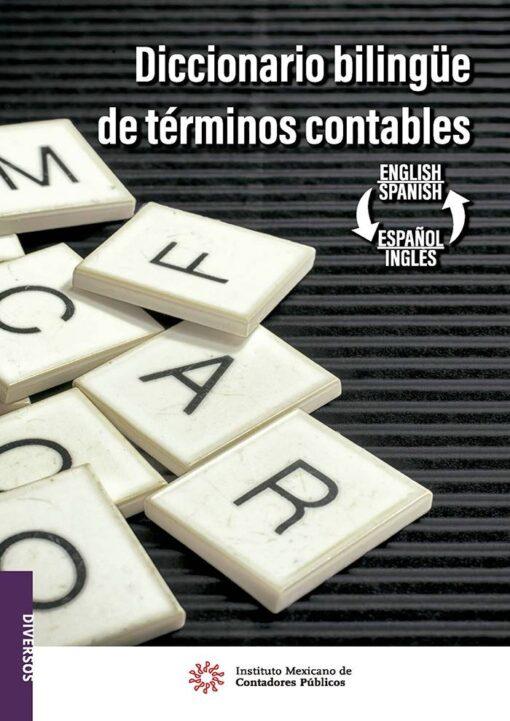 comprar libros - Diccionario bilingüe de términos contables