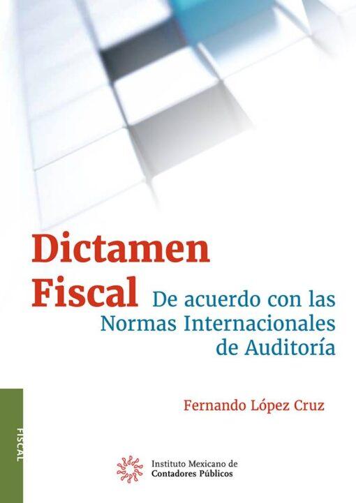 libro - Dictamen fiscal