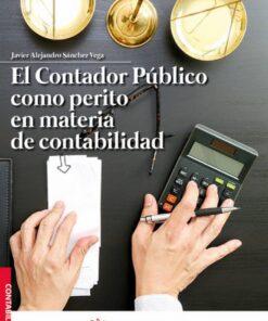 libros - El contador público como perito en materia de contabilidad