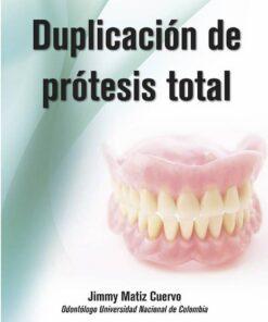 Comprar libros - duplicación de prótesis total