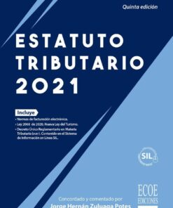 Estatuto tributario 2021
